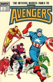 Official Marvel Index To The Avengers
